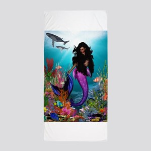 Best Seller Merrow Mermaid Beach Towel